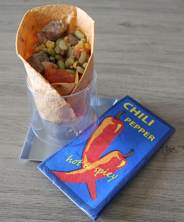 Chili con Cornet
