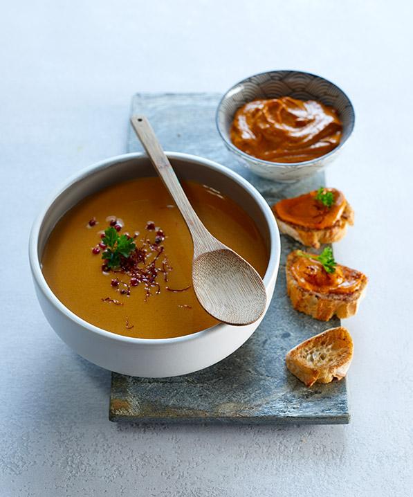 La soupe de poissons, mère de nombreuses qualités