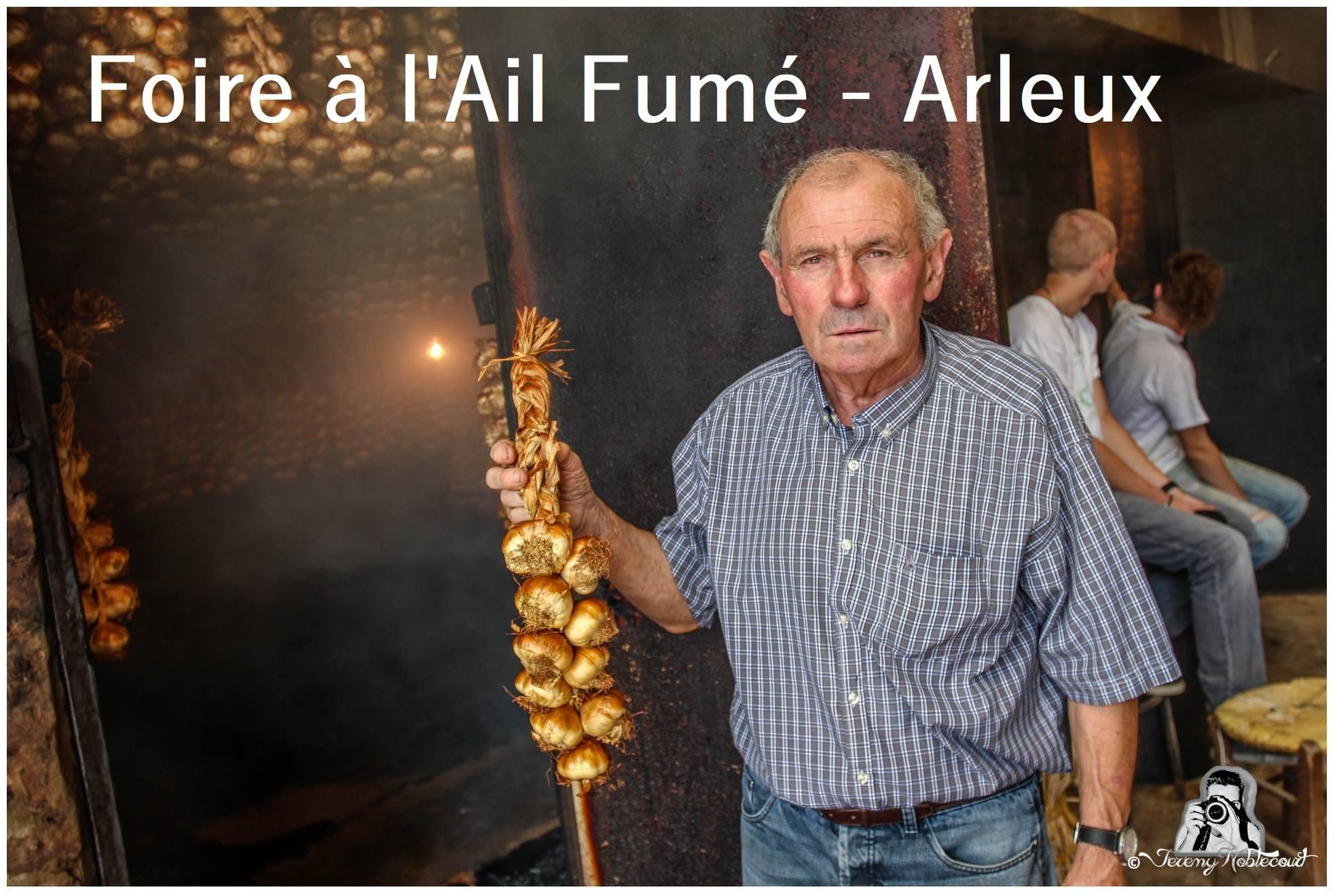 Fête de l'ail fumé d'Arleux IGP, le 31 août et 1er septembre 2019