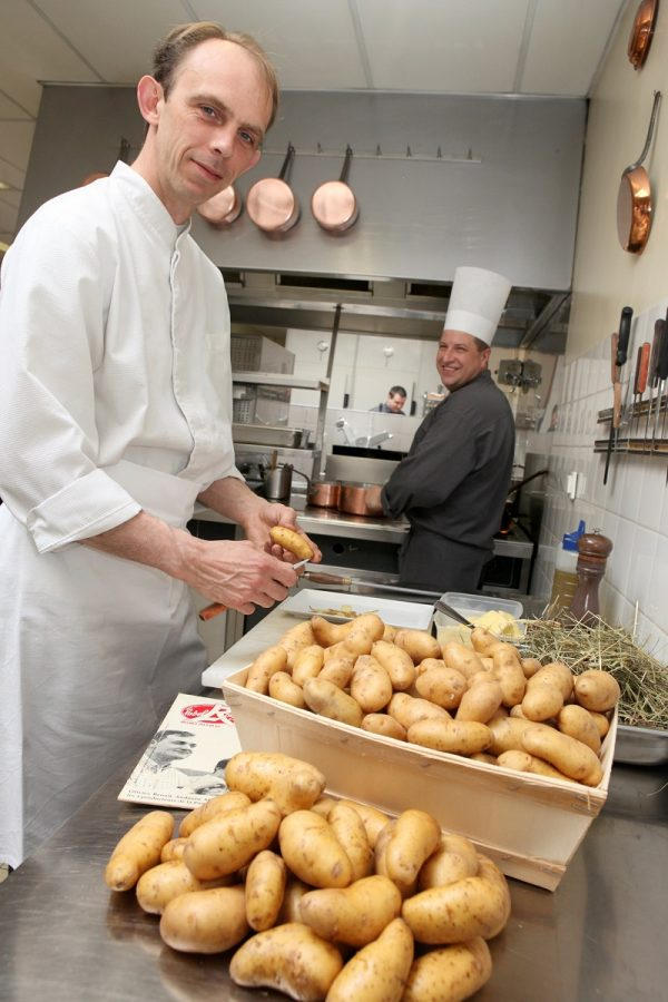 « La Pompadour, le couteau suisse de la cuisine »