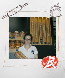 La Bagatelle®, aussi appelée baguette de tradition française Label rouge est un produit d'exception.